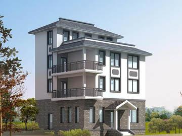 新图纸自绘制四层房屋v图纸农村(建房台如何在origin中带露双纵坐标轴图片