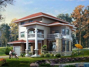农村别墅设计图 别墅设计图 别墅设计图片 别墅设计图纸 居佳乐设计