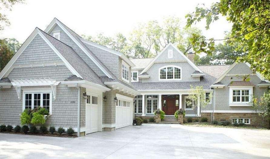 居佳乐建筑设计 美式风格别墅